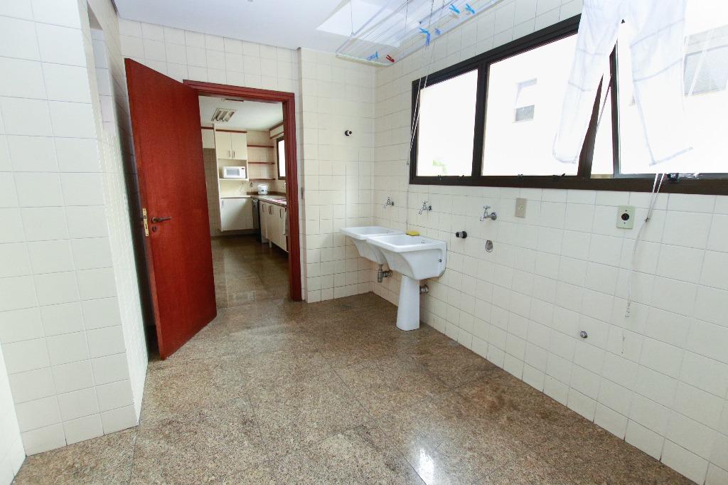 Apartamentos de 4 dormitórios em Brooklin Novo, São Paulo - SP