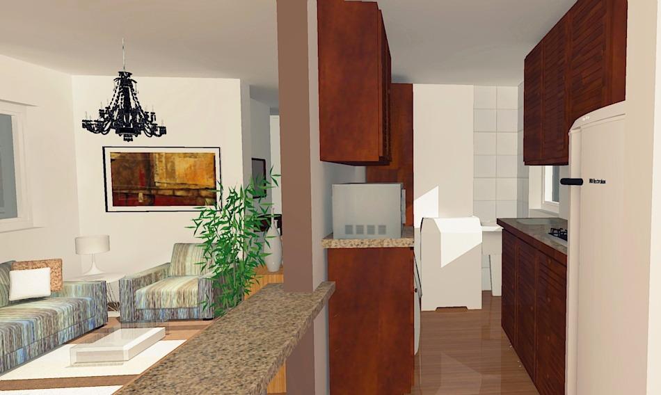 Apartamento de 3 Dormitórios,sendo uma suite, banheiro social, Living e dois ambientes, Cozinha/Área de serviços, sacada, box escriturado, ampla infraestrutura.