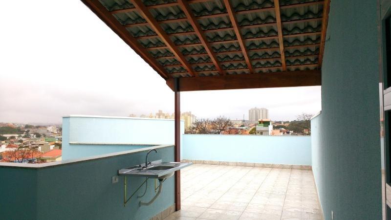 Cobertura à Venda - Parque Oratório