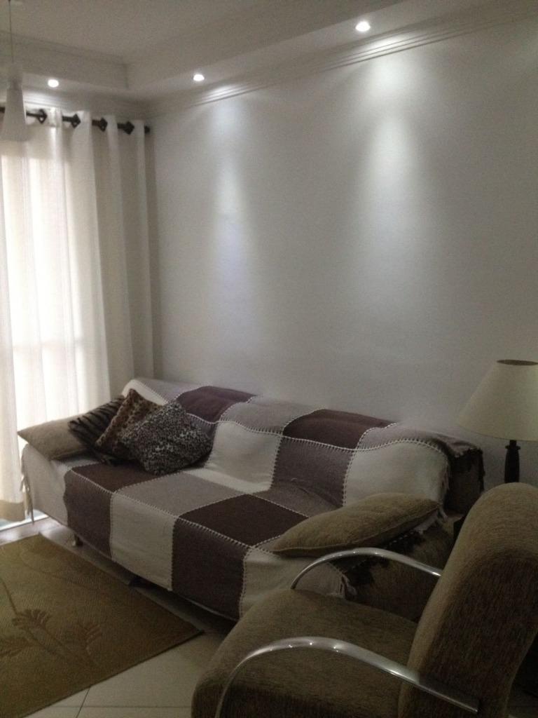 Apartamento à Venda - Parque Erasmo Assunção