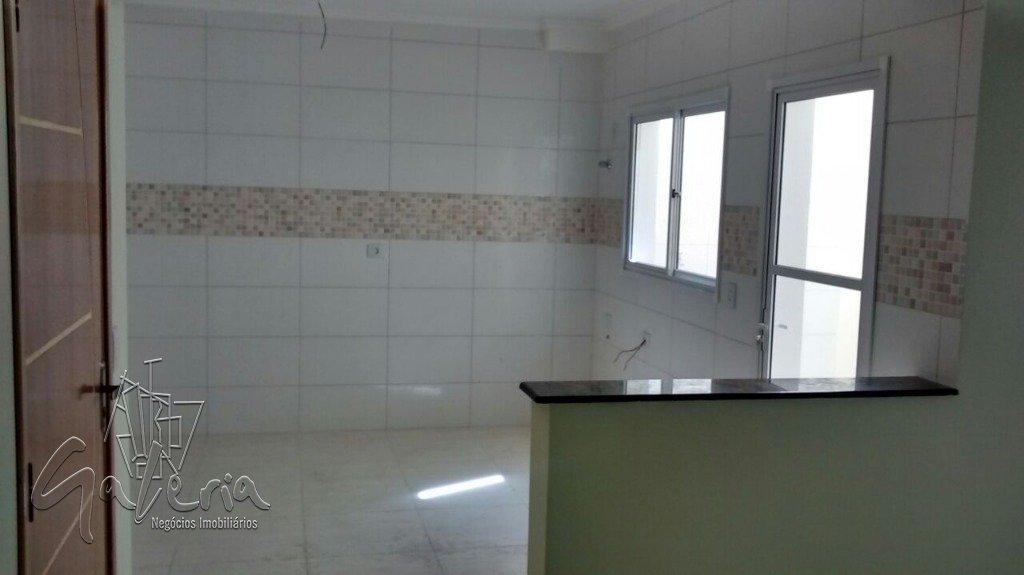 Apartamento à Venda - Vila Camilópolis
