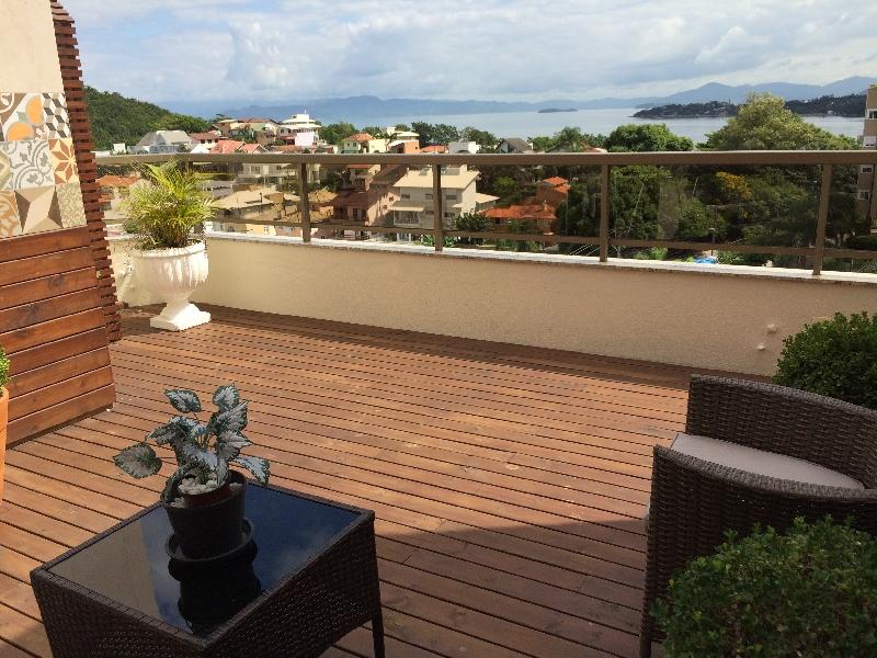 Coberturas de 4 dormitórios em Joao Paulo, Florianopolis - SC