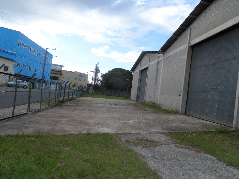 Pavilhão em Barreiros, Sao Jose - SC