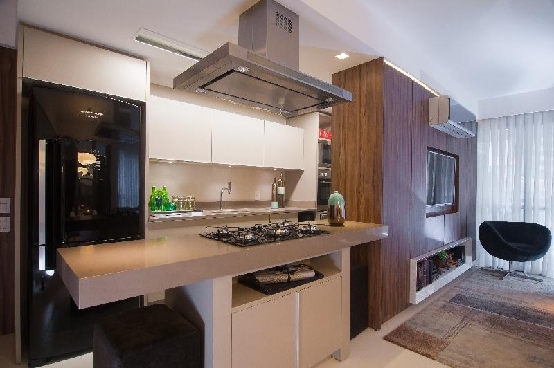 Empreendimento de 1 dormitório em Centro, Florianopolis - SC