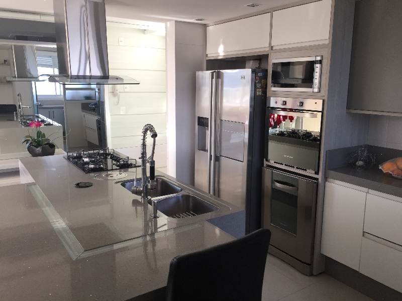Coberturas de 3 dormitórios em Itacorubi, Florianopolis - SC