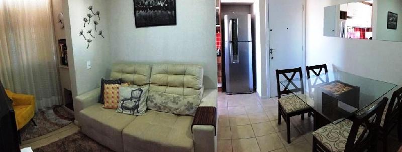Apartamentos de 2 dormitórios em Ponte Do Imaruim, Palhoca - SC