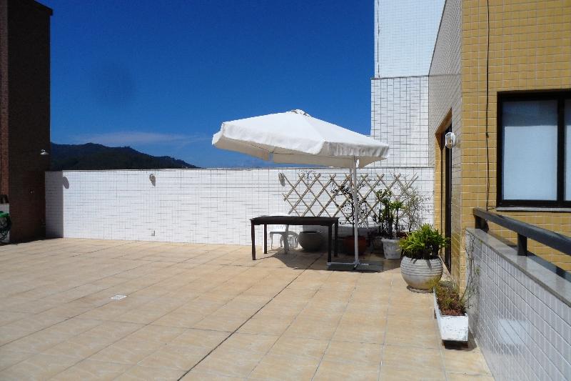 Coberturas de 3 dormitórios em Parque Sao Jorge, Florianopolis - SC