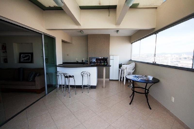 Coberturas de 3 dormitórios à venda em Campinas, Sao Jose - SC