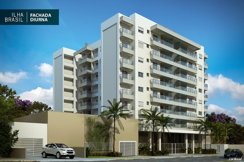 Empreendimento de 3 dormitórios em Córrego Grande, Florianopolis - SC