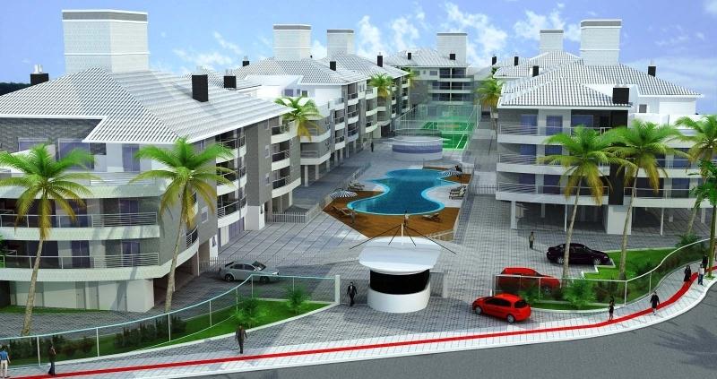 Apartamentos de 2 dormitórios à venda em Ingleses, Florianopolis - SC