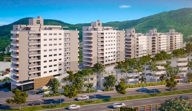 Empreendimento de 2 dormitórios em Itacorubi, Florianopolis - SC