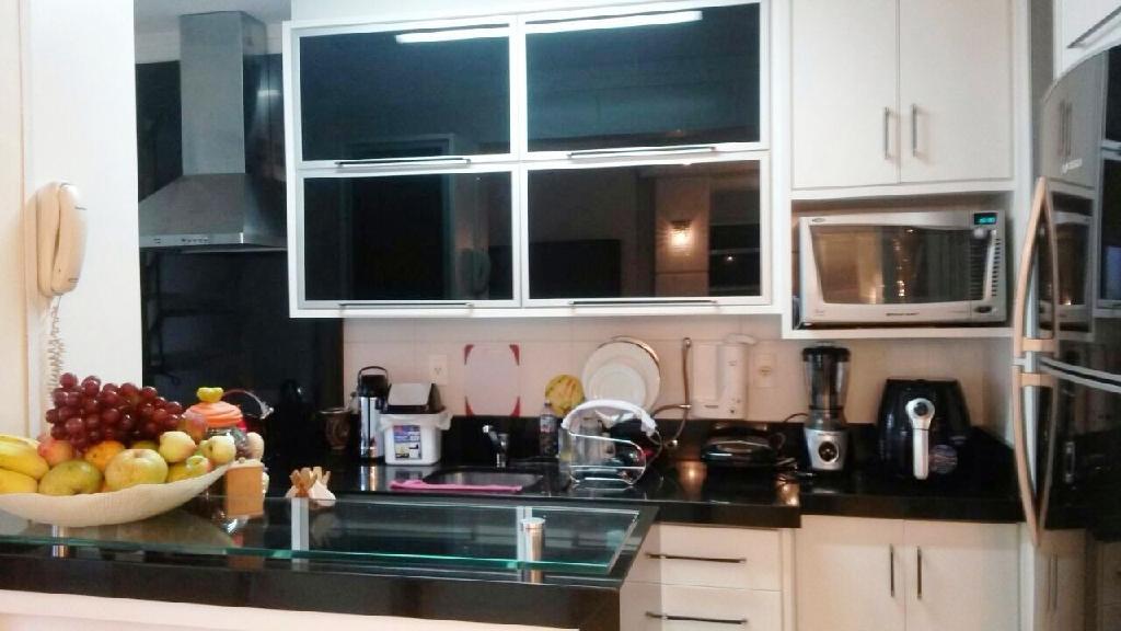 Apartamentos de 3 dormitórios à venda em Barreiros, Sao Jose - SC