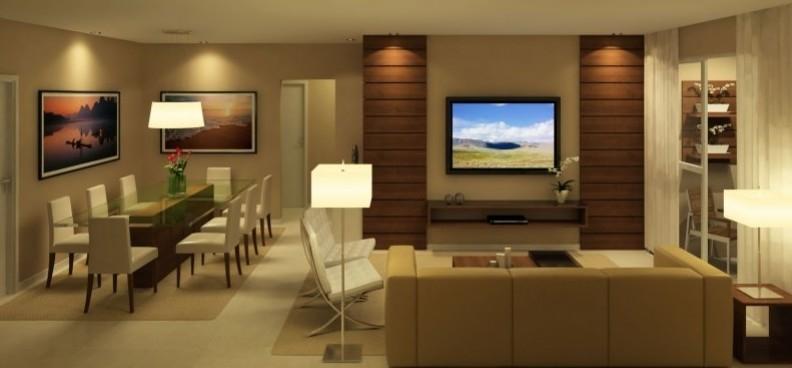 Apartamentos de 3 dormitórios à venda em Itaguaçú, Florianopolis - SC
