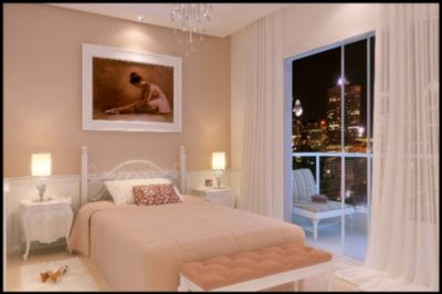 Apartamentos de 4 dormitórios em Centro, Florianopolis - SC