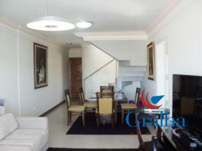 Coberturas de 3 dormitórios em Balneario Estreito, Florianopolis - SC