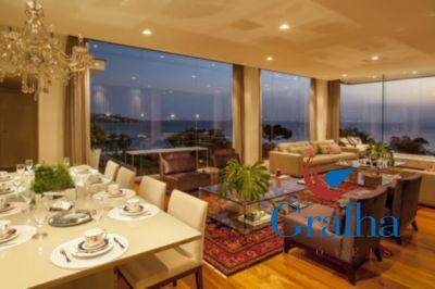 Casa de 5 dormitórios à venda em Cacupe, Florianopolis - SC