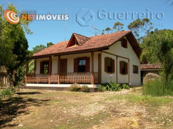 Sitio de 7 dormitórios à venda em Centro, Águas Mornas - SC