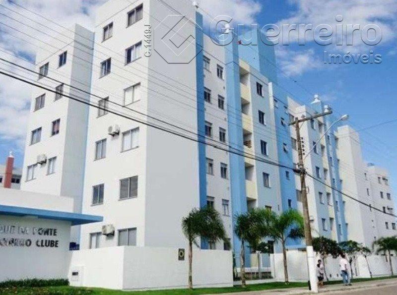 Apartamentos de 2 dormitórios à venda em Ponte Do Imaruim, Palhoça - SC