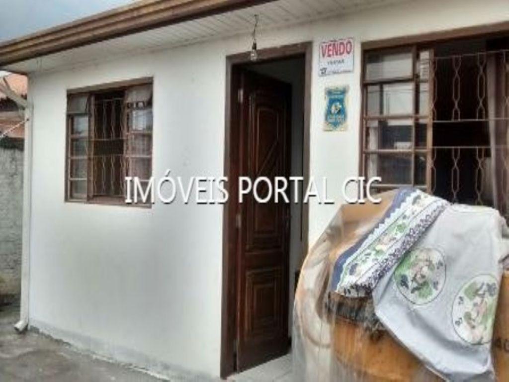 Casa Com 3 Quartos Cidade Industrial Curitiba R 220 000 00