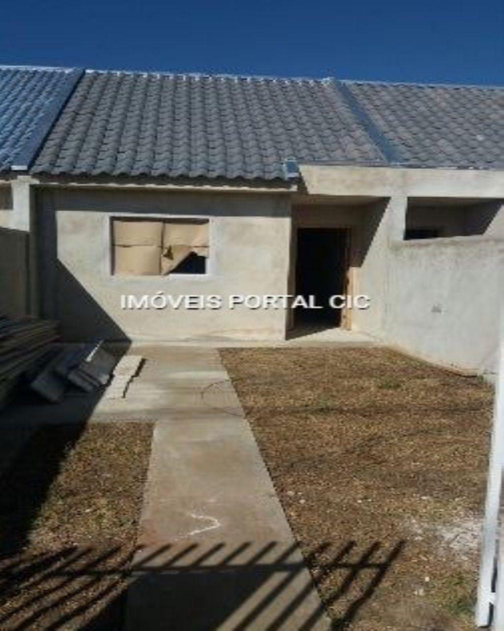 Casa Com 2 Quartos Cidade Industrial Curitiba R 175 000 00