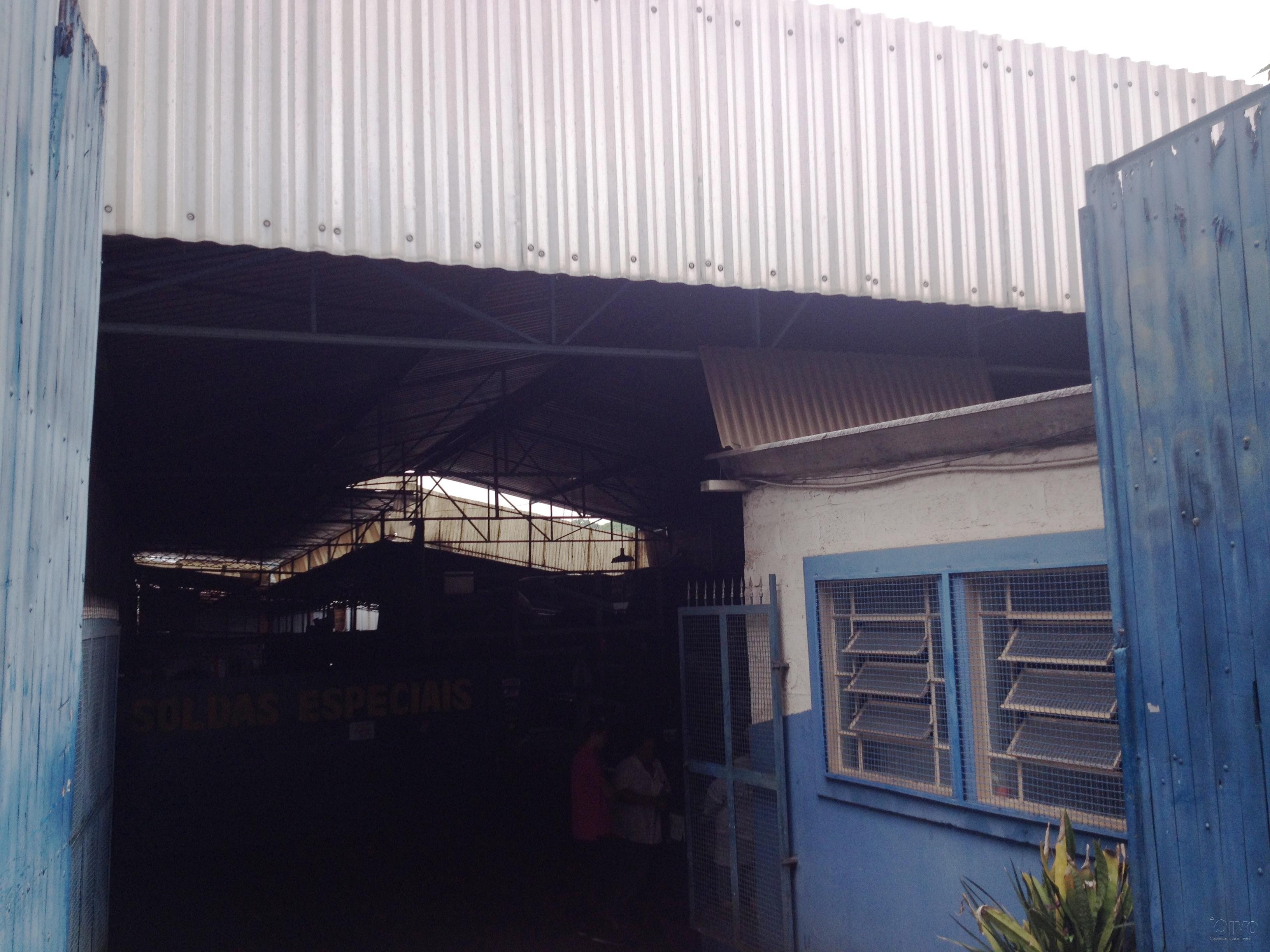 Barracão para Venda/Locação - Saúde