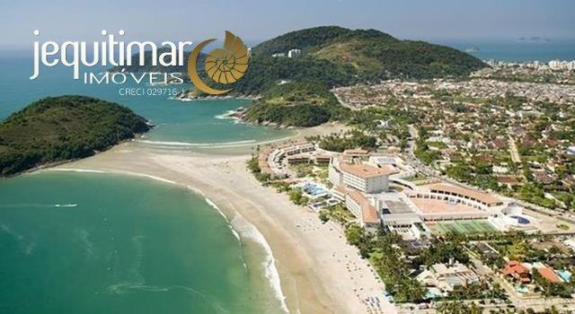 Terreno Frente ao Mar Praia do Pernambuco Guarujá