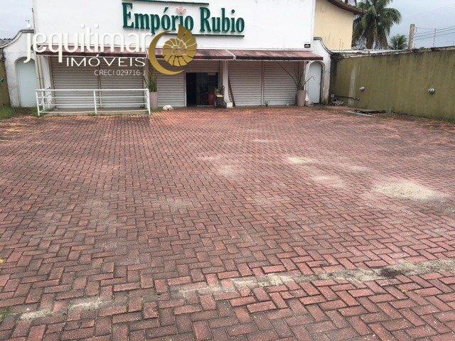 Ponto Comercial Praia do Pernambuco Guarujá