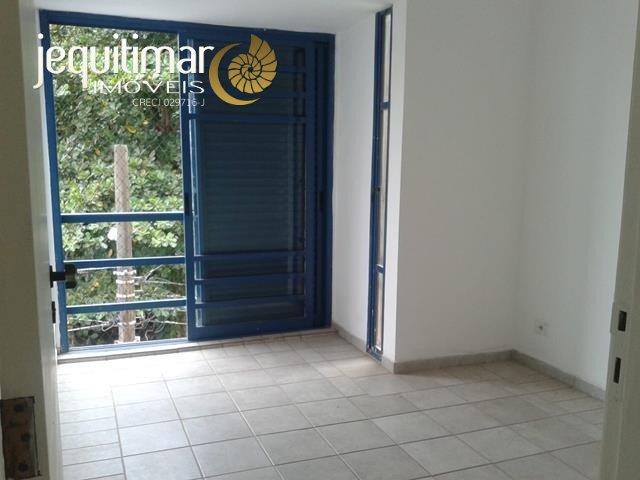 Apartamento Praia do Tombo, Guarujá (4567)