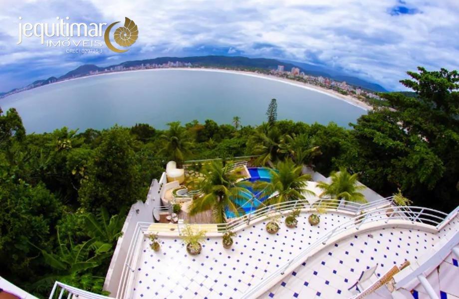 Vista da casa para o Oceano