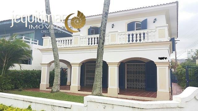 Casa Frente ao Mar Enseada Guarujá