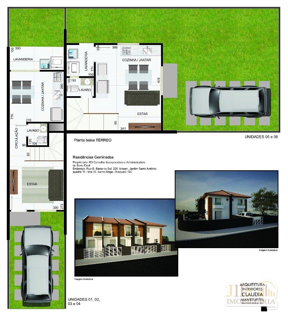 Casa Araquari Itinga 1846319