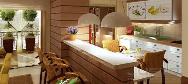 02 - Apartamento Decorado - Cozinha