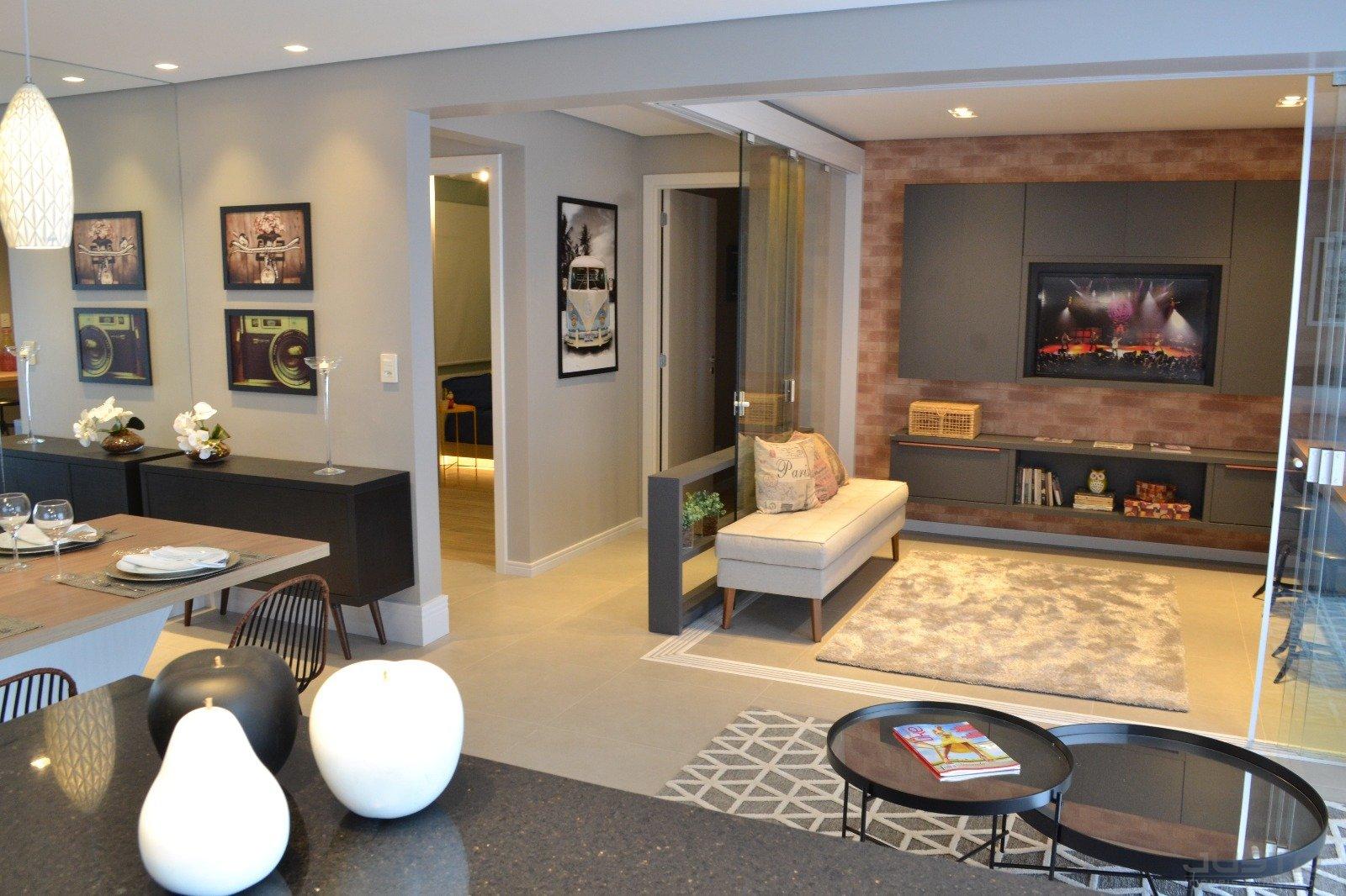 10 - Apartamento Decorado - Sala