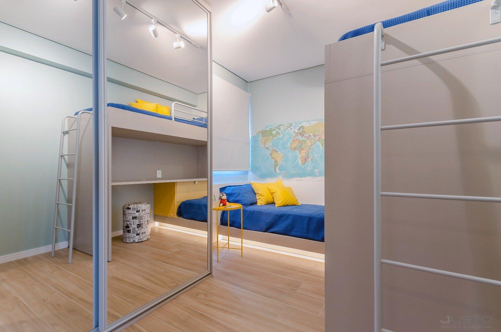 13 - Apartamento Decorado - Dormitório