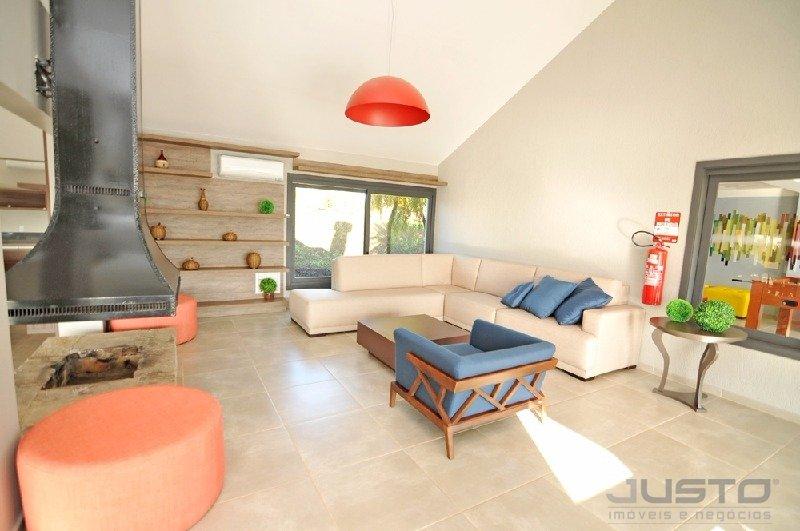 19 - CLUBE HOUSE COM LAREIRA