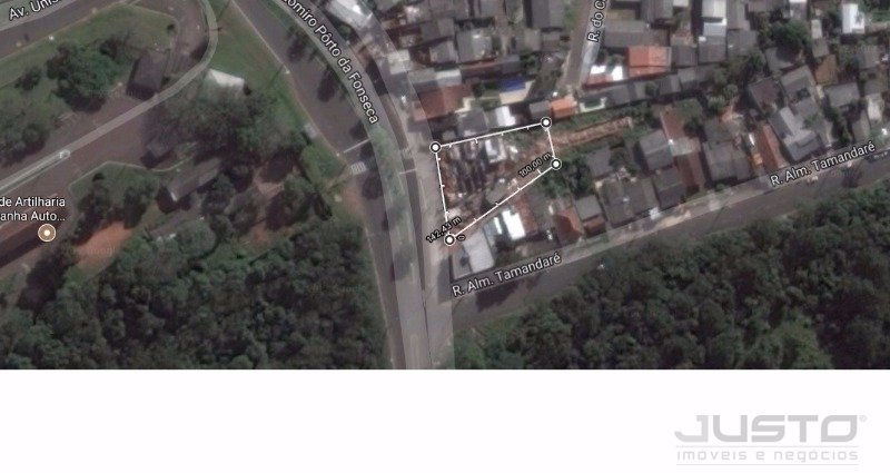 02 VISTA DE CIMA - GOOGLE MAPS