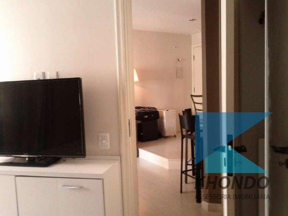 Apartamentos de 1 dormitório à venda em Jardins, São Paulo - SP