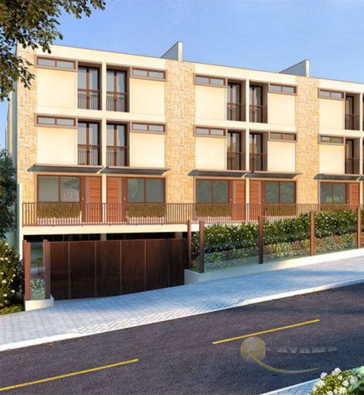 Maiorca Condominium Home Casa em CRISTAL, PORTO ALEGRE (3171)