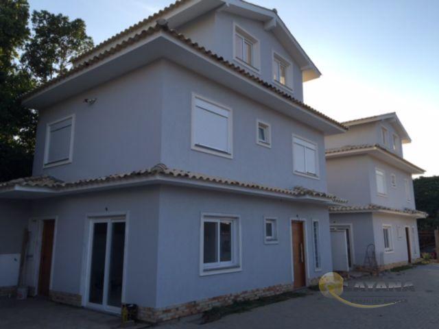 Casa em Condomínio em Ipanema, Porto Alegre (3221)