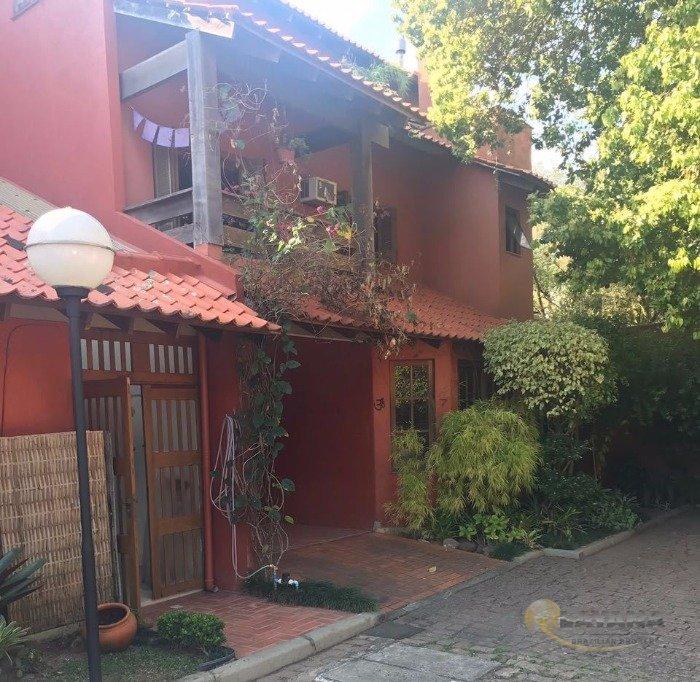 Casa em Condomínio em Ipanema, Porto Alegre (4327)