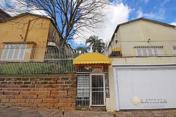 Casa em Condom�nio Bom Jesus Porto Alegre
