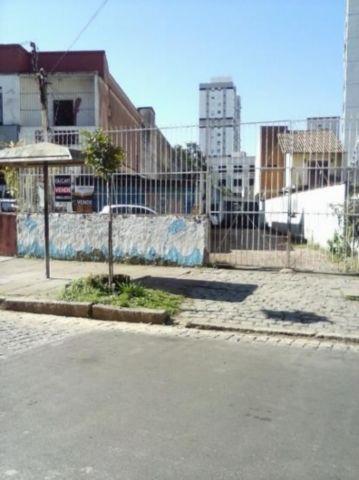 Terreno no bairro Santana, para comércio ou estacionamento medindo 8,60 X 70,00m, próximo à rua Euclides da Cunha.