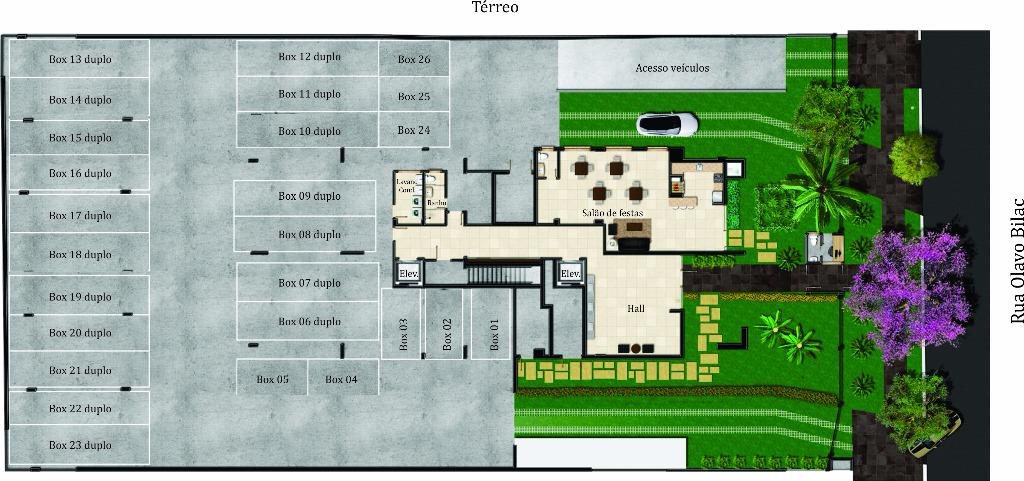 Apartamento de 03 dormitórios com suítes, no bairro Santana , próximo á Redenção! Living dois ambientes, cozinha com churrasqueira, área de serviços, lavabo,  1 vaga de garagem. Hall com pé-direito duplo.  Segurança com guarita, pulmão e câmeras. Lazer com piscina, fitness e salão de festas. Gerador para as áreas condominiais, medidores individuais de água, luz e gás.Vista privilegiada, localização única, projeto diferenciado, estilo arquitetônico contemporâneo. Entrega para julho de 2018
