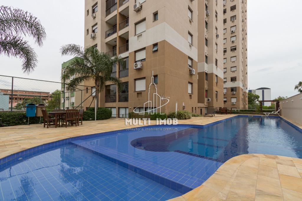 Apartamento  3 Dormitórios  1 Suíte  2 Vagas de Garagem Venda Bairro Partenon em Porto Alegre RS