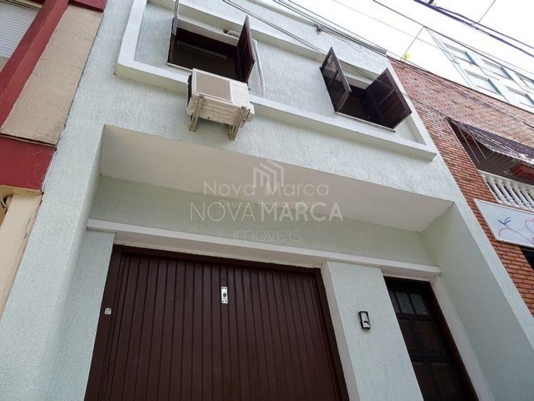 Casa-Centro Histórico-Porto Alegre-4dorm-Nova Marca Imóveis