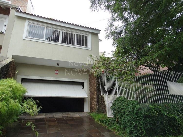 Casa-Chácara Das Pedras-Porto Alegre-4dorm-Nova Marca Imóveis