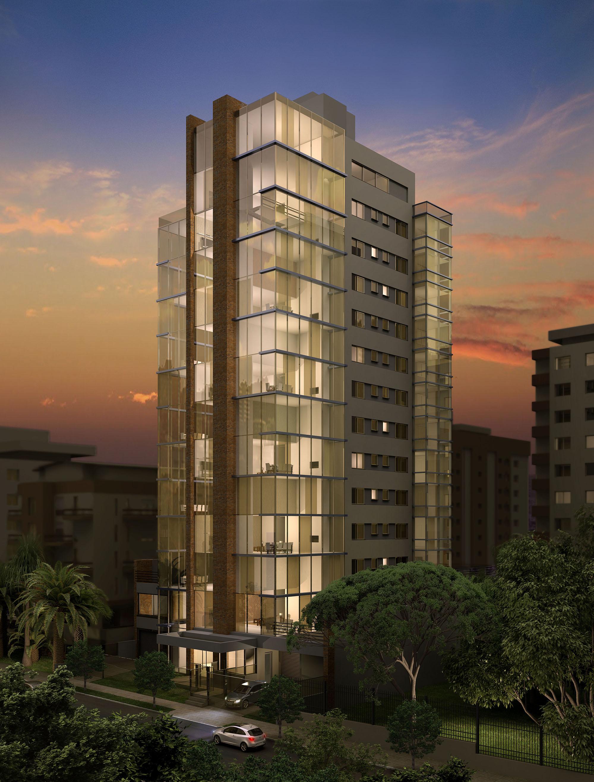 Apartamento-Moinhos de Vento-Porto Alegre-3dorm-Nova Marca Imóveis