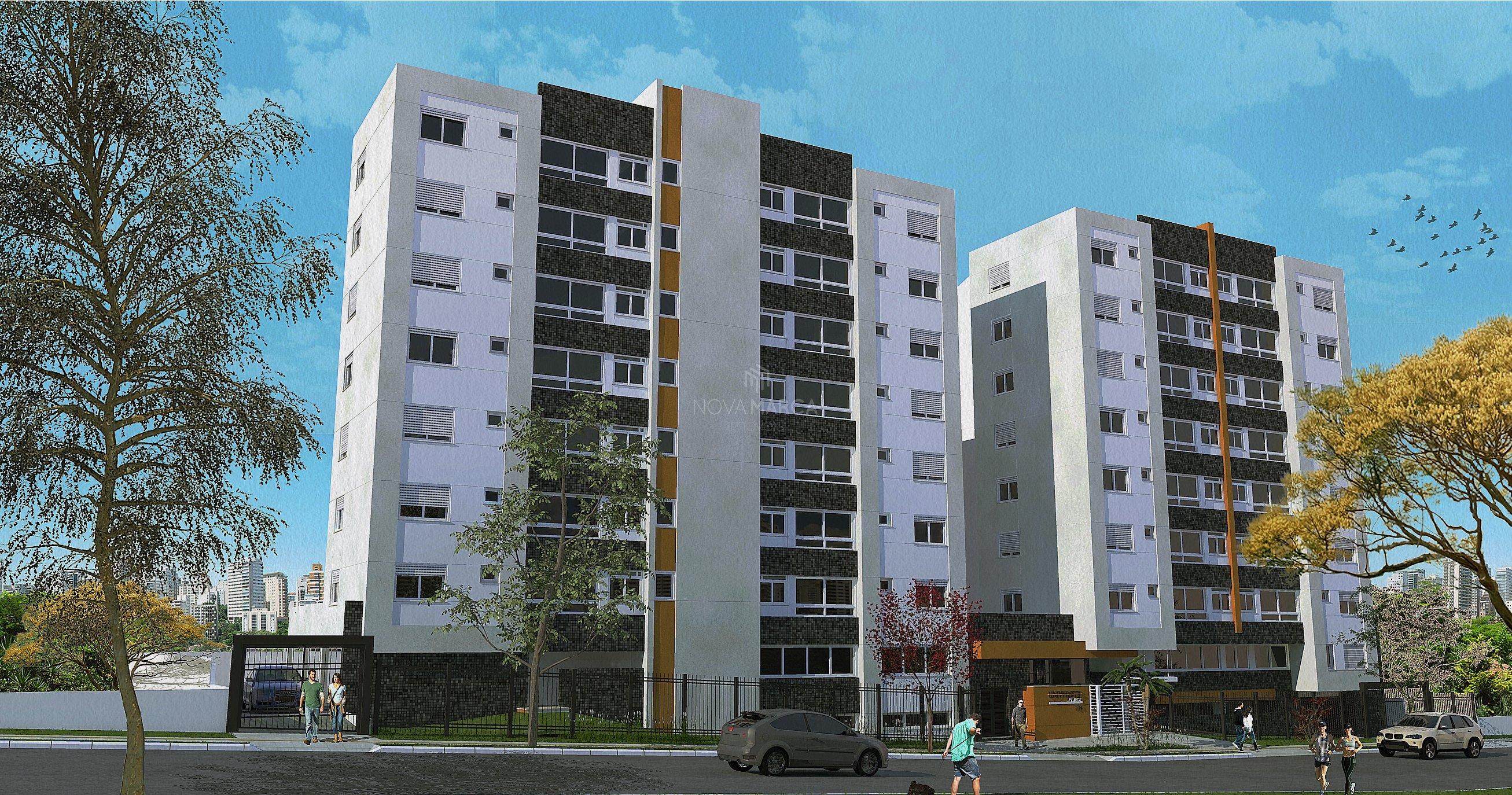 Apartamento-Passo da Areia-Porto Alegre-1dorm-Nova Marca Imóveis