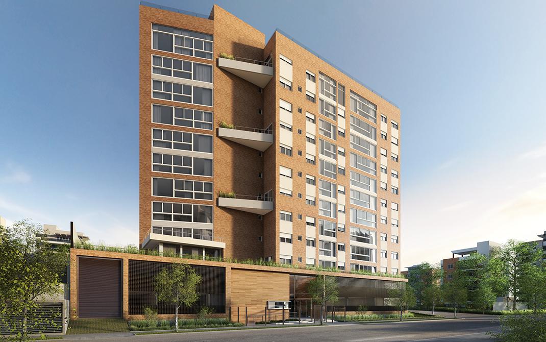 Apartamento-Mont Serrat-Porto Alegre-2dorm-Nova Marca Imóveis