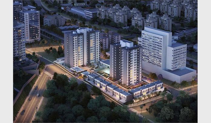 Apartamento-Central Parque-Porto Alegre-3dorm-Nova Marca Imóveis